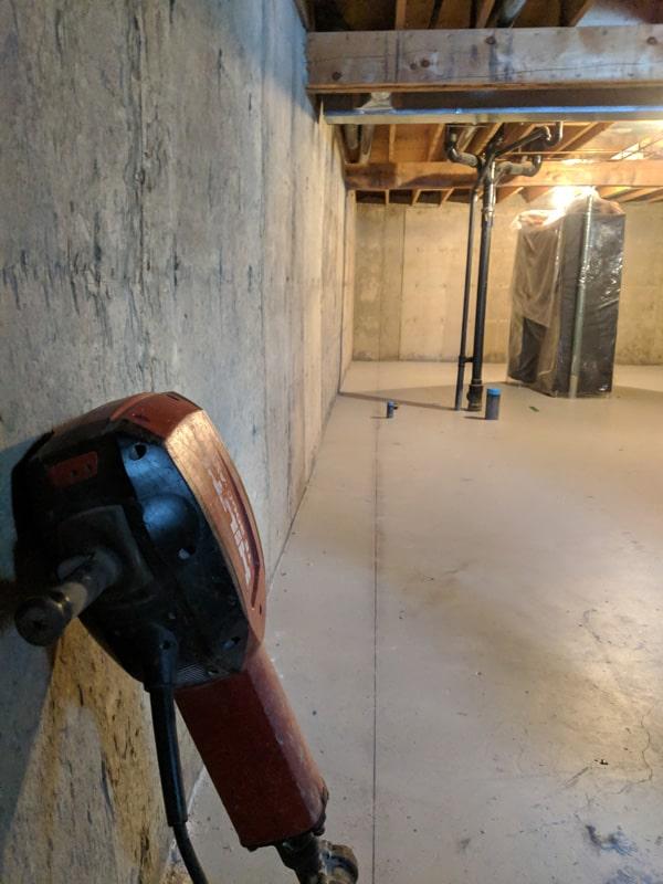 Waterproofing Edmonton Weeping Tile By Ramco Foundation